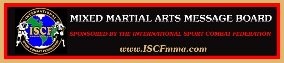 Mixed Martial Arts Message Board
